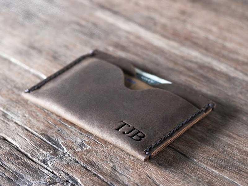Men\'s Slim Wallet - Slim Wallets Best Designs - Gifts For Men