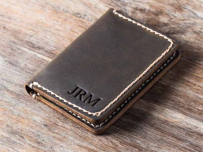 Outstanding Leather Credit Card Holder For Men Gifts For Men