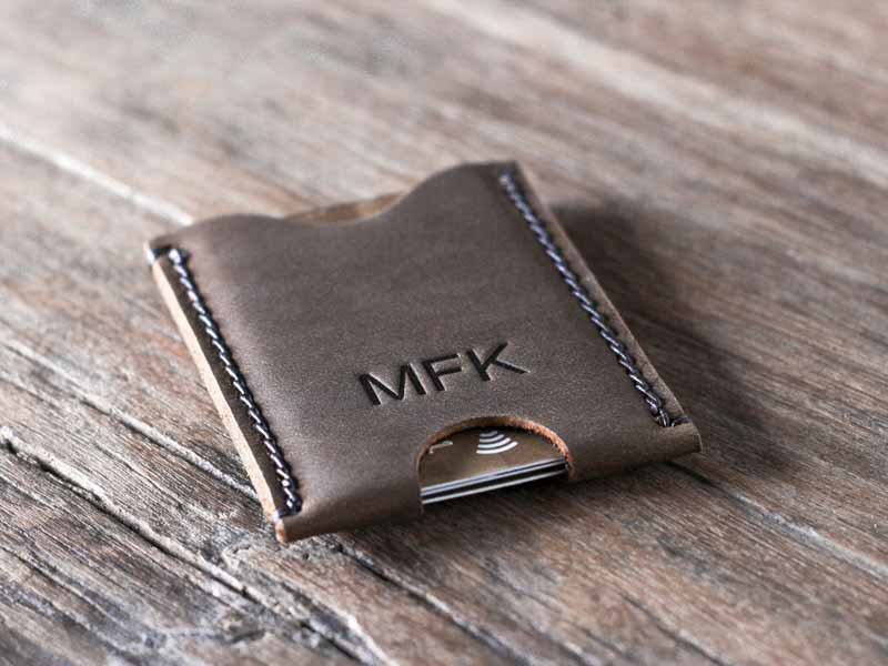 Men's Credit Card Holder 023P