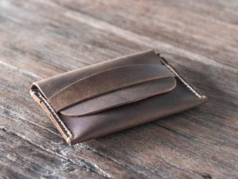 Slim Front Pocket Men's Wallet 014