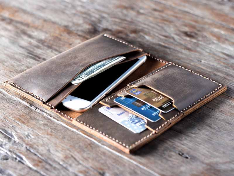 iPhone 6 Leather Wallets 013