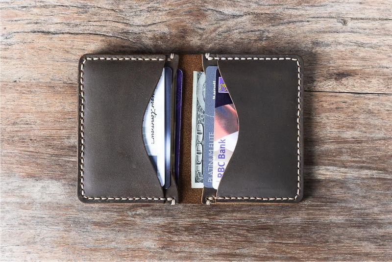 huge selection of 5815d 2d1fc Minimalist Credit Card Holder Wallet