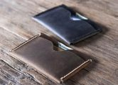 Front Pocket Slim Wallets for Men