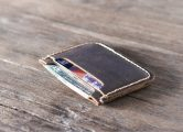 Front Pocket leather Wallets for Men