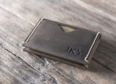 Leather Credit Card Holder Wallet for men