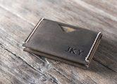 Leather Credit Card Holder Wallet for men