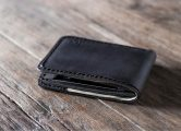 Men's Bifold Wallet Leather