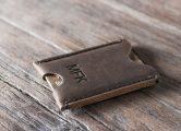 Men's Credit Card leather wallet