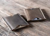 Men's Leather Card Holder Wallet