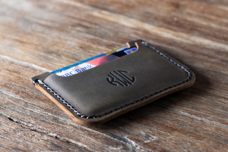 Men's Slim Wallet Front Pocket Wallet - Gifts For Men