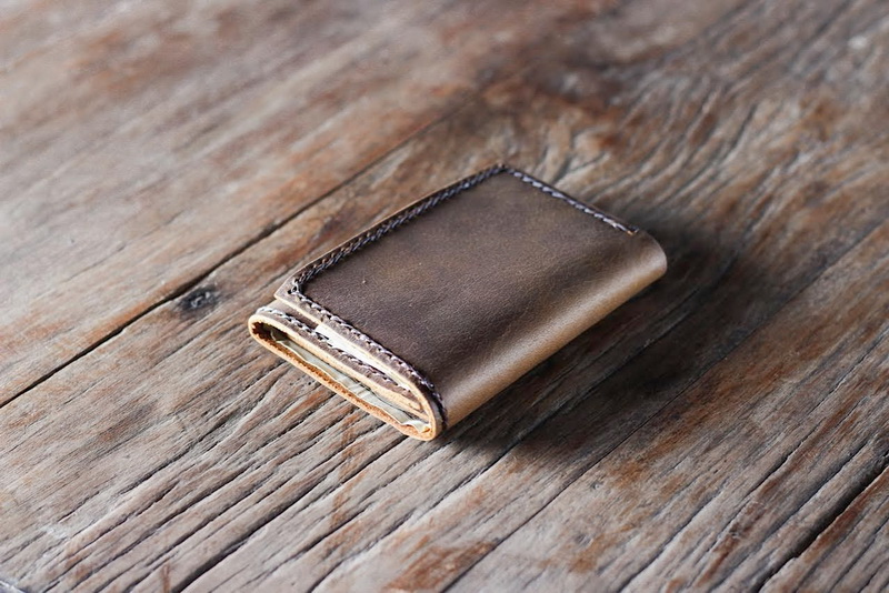 40d8d1773e07f Stylish Leather Trifold Wallet - Gifts For Men