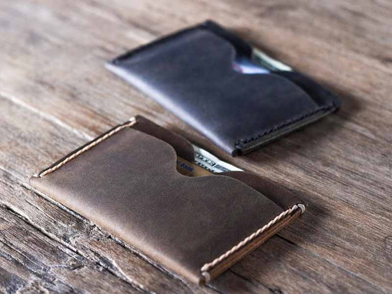 Stunning Front Pocket Slim Wallets for Men - Gifts For Men