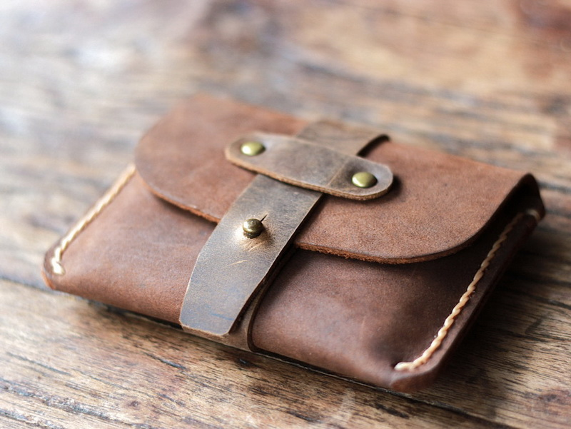 092a2986f5bc7 Treasure Chest Cool Wallets for Men. Cool wallets for men · handmade  leather wallet