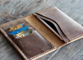iPhone 6 leather wallet for men