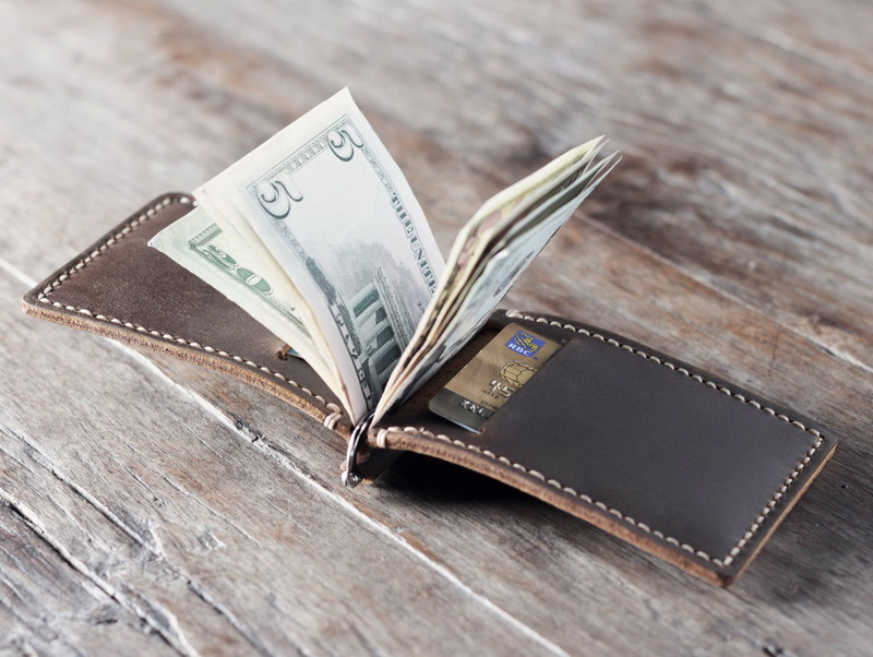 e73c1aa0786aad Money Clip Cool Wallets for Men - Gifts For Men