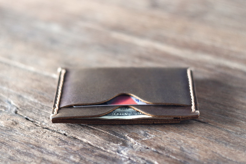 how to make a card wallet