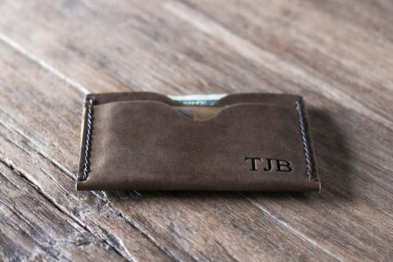 mens slim leather wallet - Best Card Holder Wallet