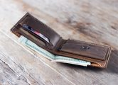 mens coin pocket wallet