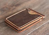 money clip wallet for men