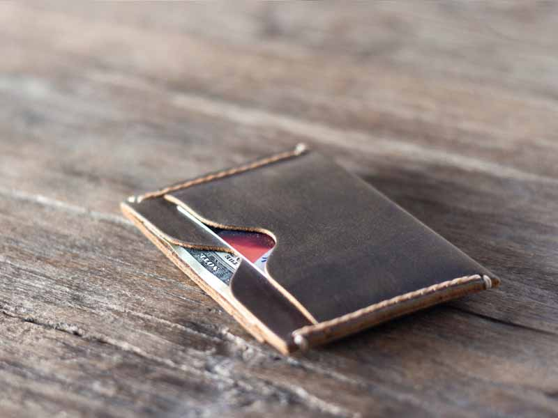 slim credit card wallet 031