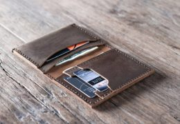 Breast Pocket Wallet - Something Special for Her