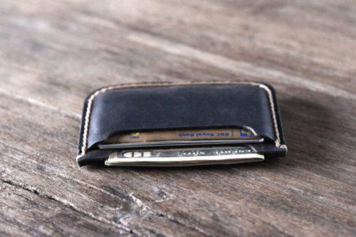 Elegant Minimalist Leather Wallet for Men