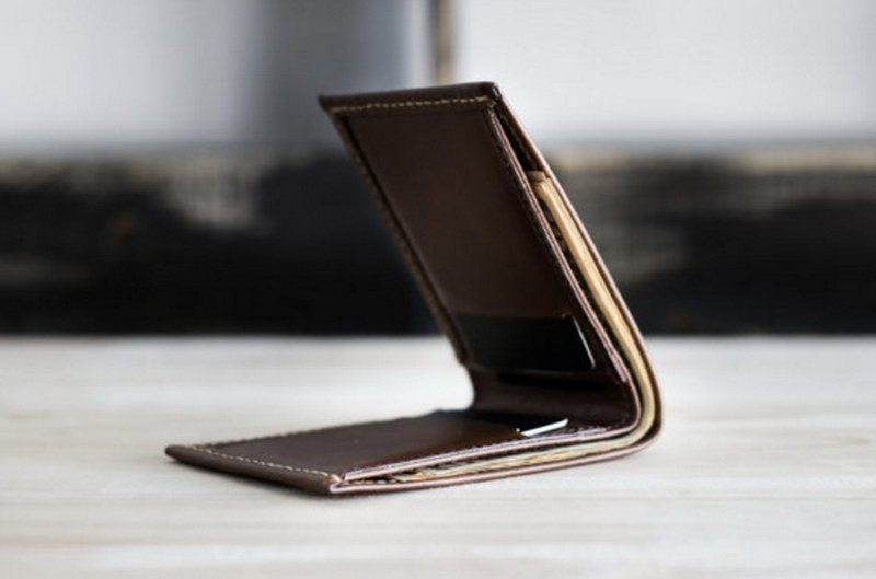 Ultra Slim Elegant Leather Wallet for Men